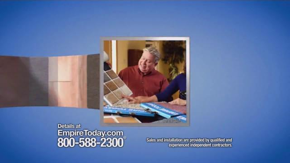 Empire Today Half Price Sale Tv Spot Flooring Made Easy