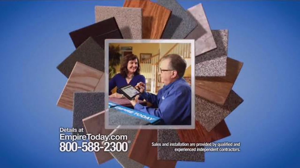 Empire Today Half Price Sale Tv Spot Flooring Made Easy