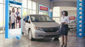 Honda Summer Clearance Event TV Spot, 'Bigger Honda Please' thumbnail