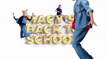 Macy's TV Spot, 'Disney Channel: Back to School' thumbnail