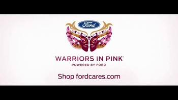 ford warriors in pink tv commercial 39 models of courage 39. Cars Review. Best American Auto & Cars Review