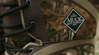 The Original Muck Boot Company Pursuit Shadow TV Spot, 'Lightweight'