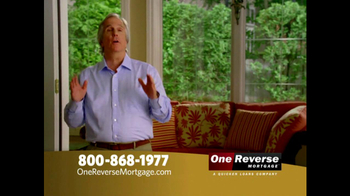 One Reverse Mortgage TV Spot For Free DVD And Booklet