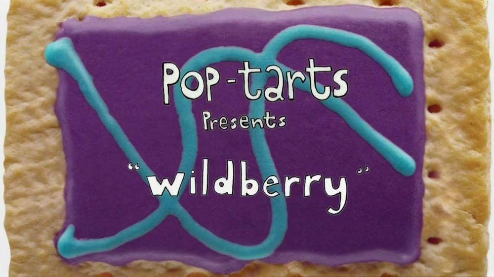 Pop Tarts Wild Berry Commercial