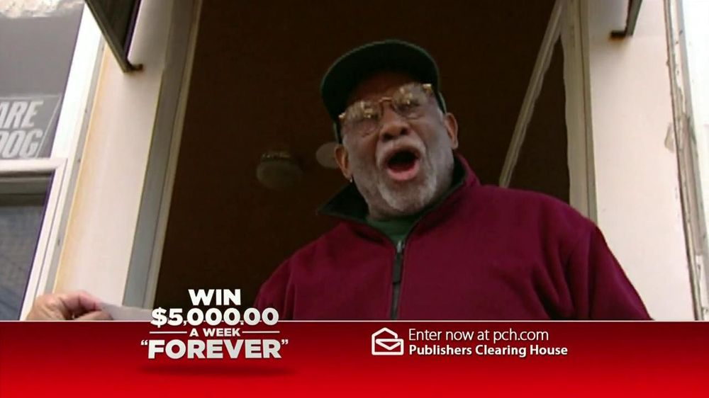 Publisher's Clearinghouse Forever Prize TV Spot, 'Win' - Screenshot 1