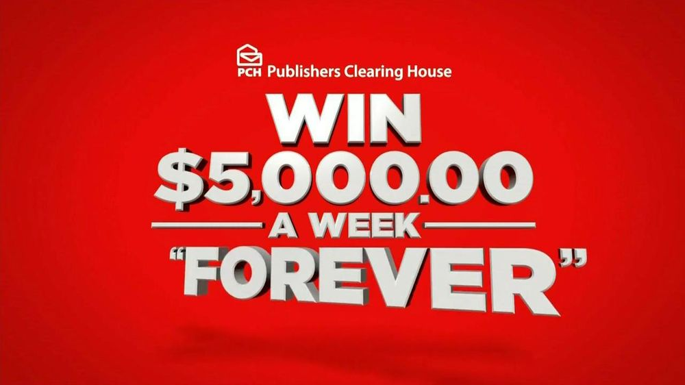 Publisher's Clearinghouse Forever Prize TV Spot, 'Win' - Screenshot 3