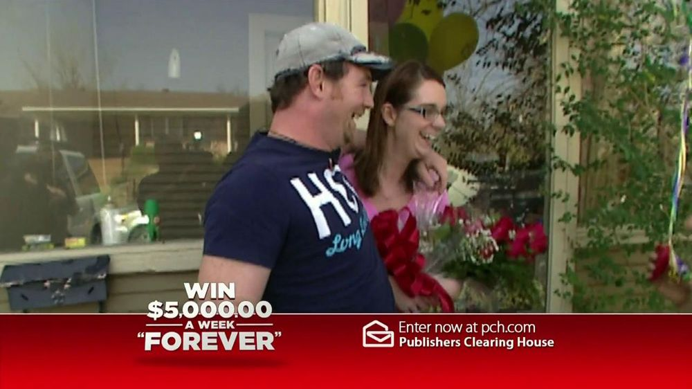 Publisher's Clearinghouse Forever Prize TV Spot, 'Win' - Screenshot 4