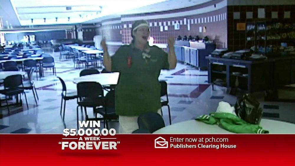 Publisher's Clearinghouse Forever Prize TV Spot, 'Win' - Screenshot 5
