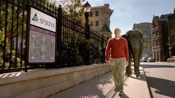 Spiriva TV Spot For COPD With Elephant - Thumbnail 6