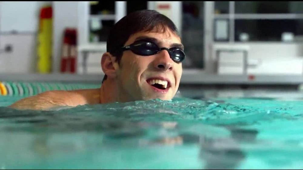 "micheal phelps s commercial Michael phelps has been pitching under armour for years— but it's his ""rule yourself"" ad that premiered in march that's garnering a lot of buzz, due to his."