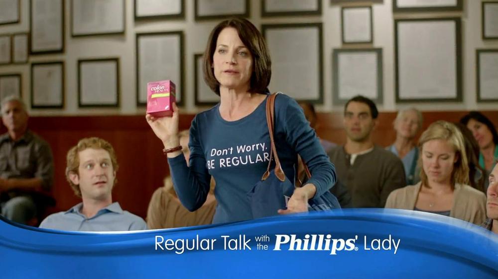 Phillips Relief Tv Spot Regular Talk Meeting Ispot Tv
