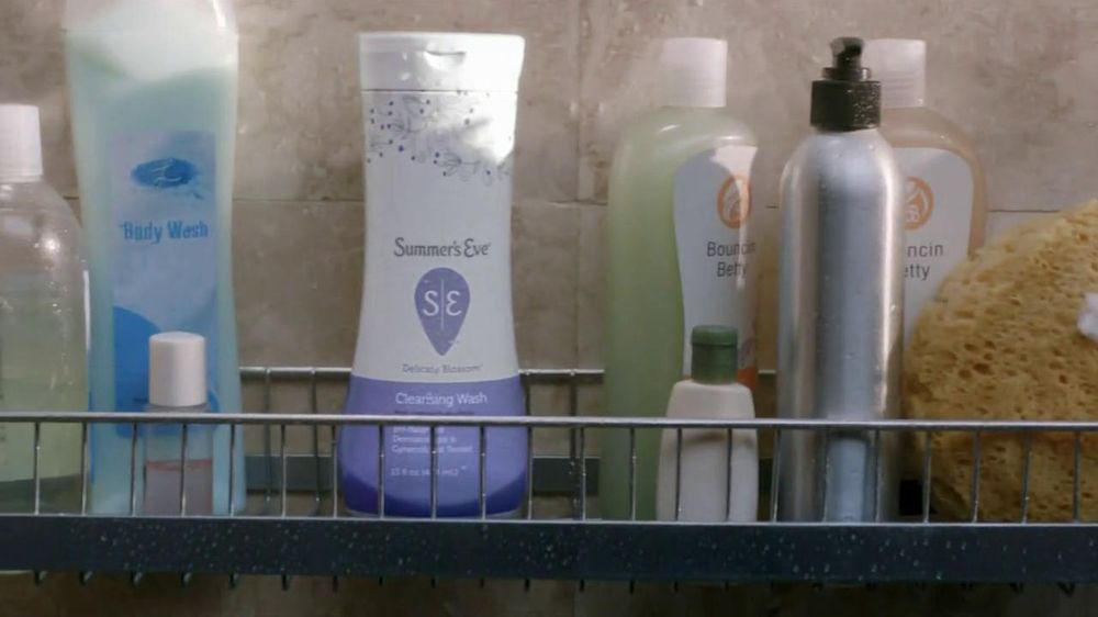 Summer's Eve TV Spot For pH balancing Cleansing Wash  - Screenshot 5