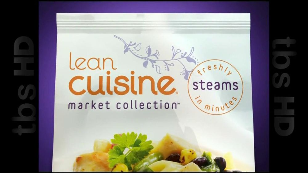 Lean Cuisine TV Spot For Market Collection - Screenshot 3