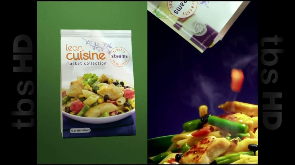 Lean Cuisine TV Spot For Market Collection - Screenshot 4