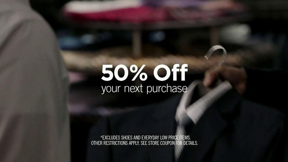 Men's Wearhouse National Suit Drive TV Spot featuring George Zimmer - Screenshot 3