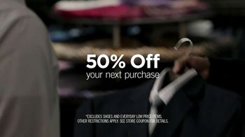 Men's Wearhouse National Suit Drive TV Spot featuring George Zimmer - Thumbnail 3