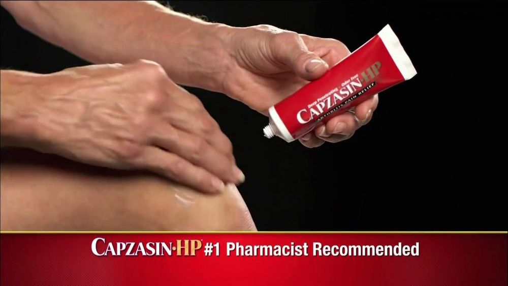 Capzasin TV Spot, 'Arthritis' - Screenshot 3