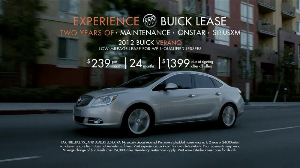 Buick TV Spot For 2012 Buick Verano featuring the Neon Trees - Screenshot 8