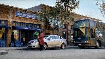 2012 Buick Verano TV Spot, 'Tour Bus' Featuring The Neon Trees - Thumbnail 1