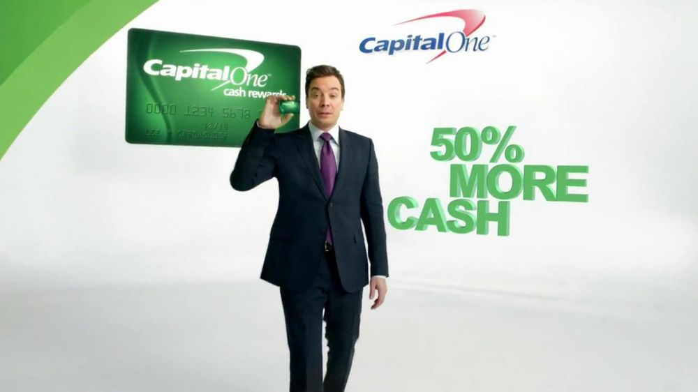 Capital One TV Spot, 'Baby and Bear' Featuring Jimmy Fallon - Screenshot 1