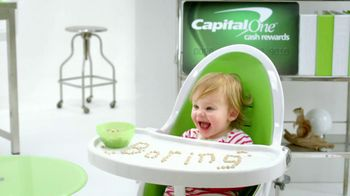 Capital One TV Spot, 'Baby and Bear' Featuring Jimmy Fallon - Thumbnail 5