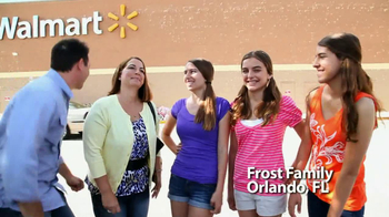 Walmart TV Spot For Walmart Wireless Frost Family - Thumbnail 2
