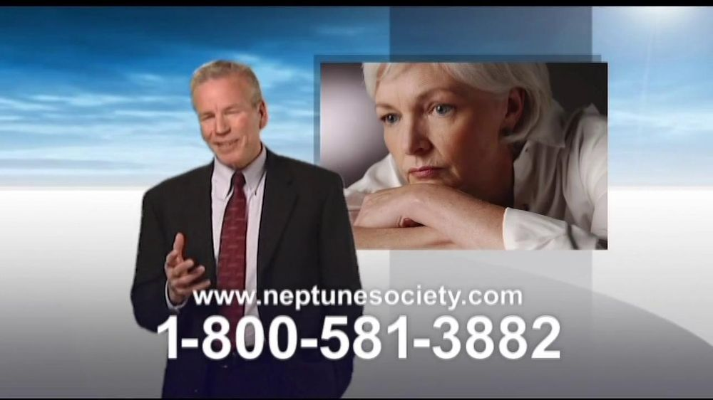Neptune Society TV Spot For Cremation Services - Screenshot 2