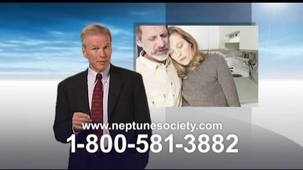 Neptune Society TV Spot For Cremation Services - Screenshot 3