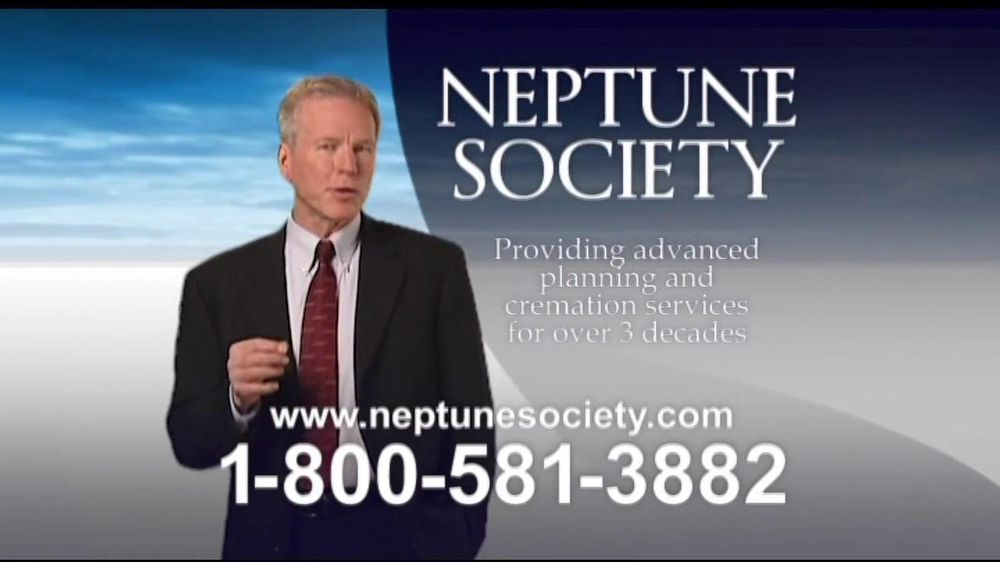 Neptune Society TV Spot For Cremation Services - Screenshot 4
