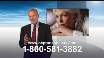 Neptune Society TV Spot For Cremation Services - Thumbnail 2