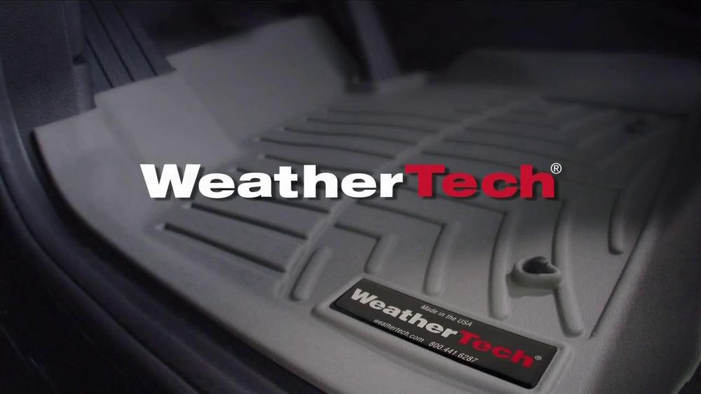 WeatherTech TV Commercial Custom-Fit Floor Liners - iSpot.tv