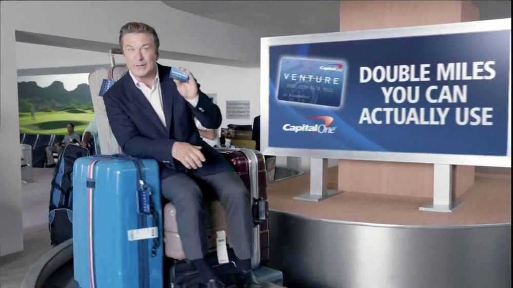 one commercial double miles popular on alec baldwin capital one ...