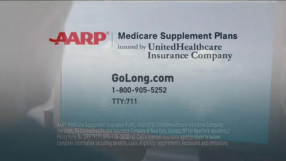 AARP Healthcare Options TV Spot For Medicare Supplement Insurance Plans - Screenshot 8