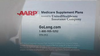 AARP Healthcare Options TV Spot For Medicare Supplement Insurance Plans - Thumbnail 8