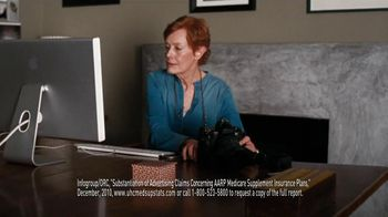 AARP Healthcare Options TV Spot For Medicare Supplement Insurance Plans - Thumbnail 7