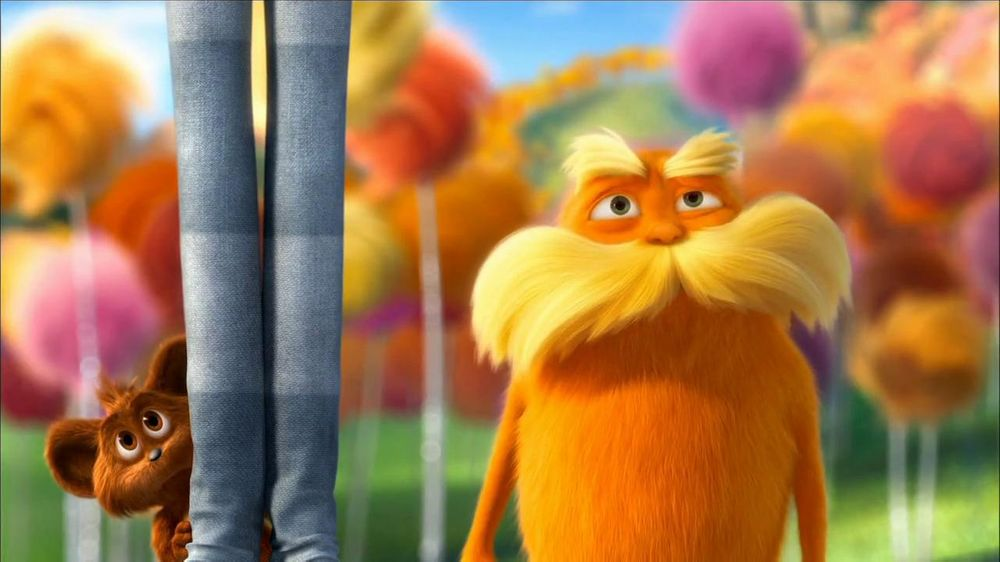 Ad Council PSA For The Lorax - iSpot.tv