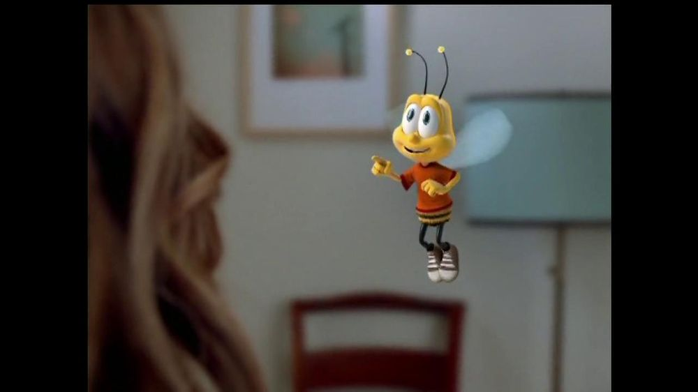 Honey Nut Cheerios TV Spot, 'Insect Wall' - Screenshot 3