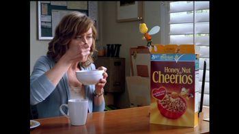 Honey Nut Cheerios TV Spot, 'Insect Wall'