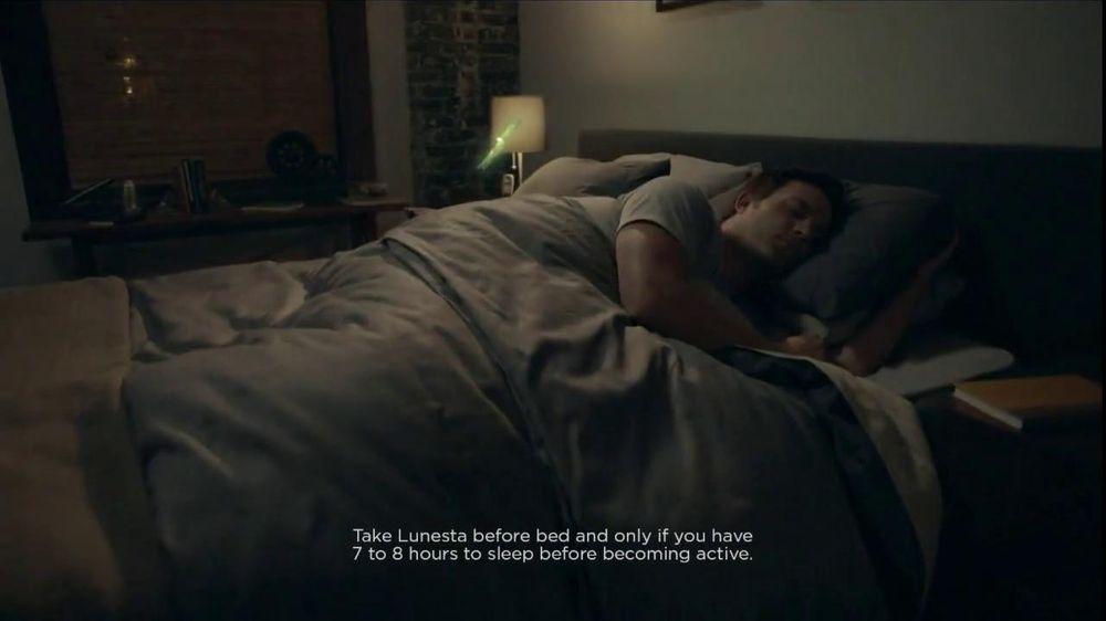 lunesta sleep talking