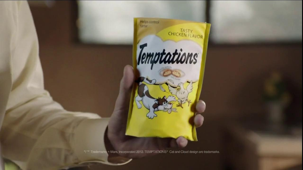 Temptations Cat Treats TV Spot, 'Cat Boots' - Screenshot 7