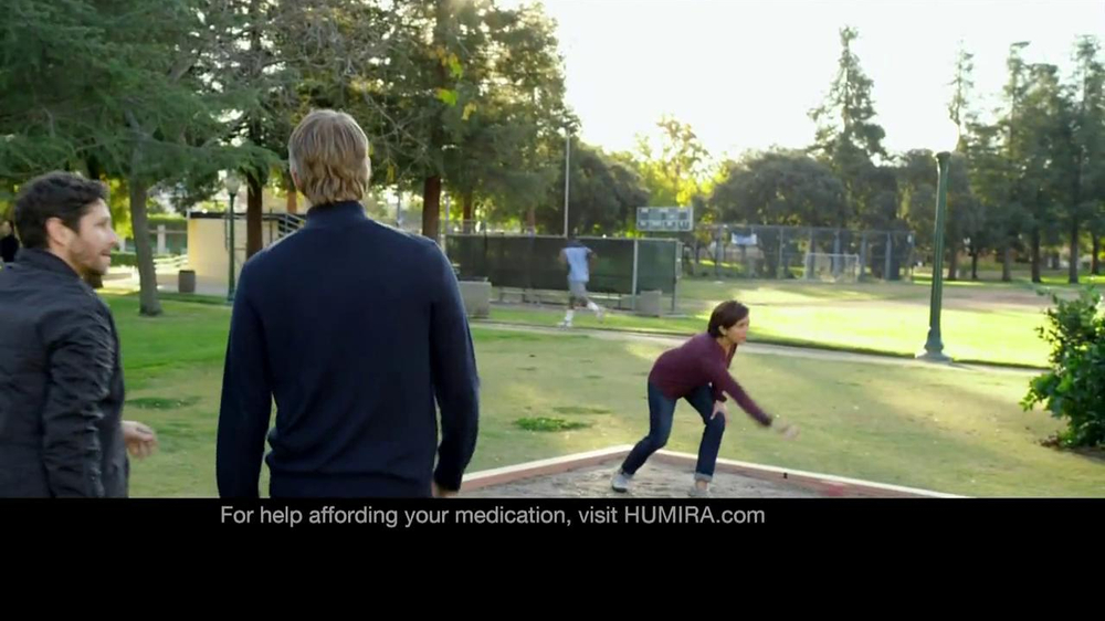 Humira TV Spot, 'Crohn's Disease' - Screenshot 9