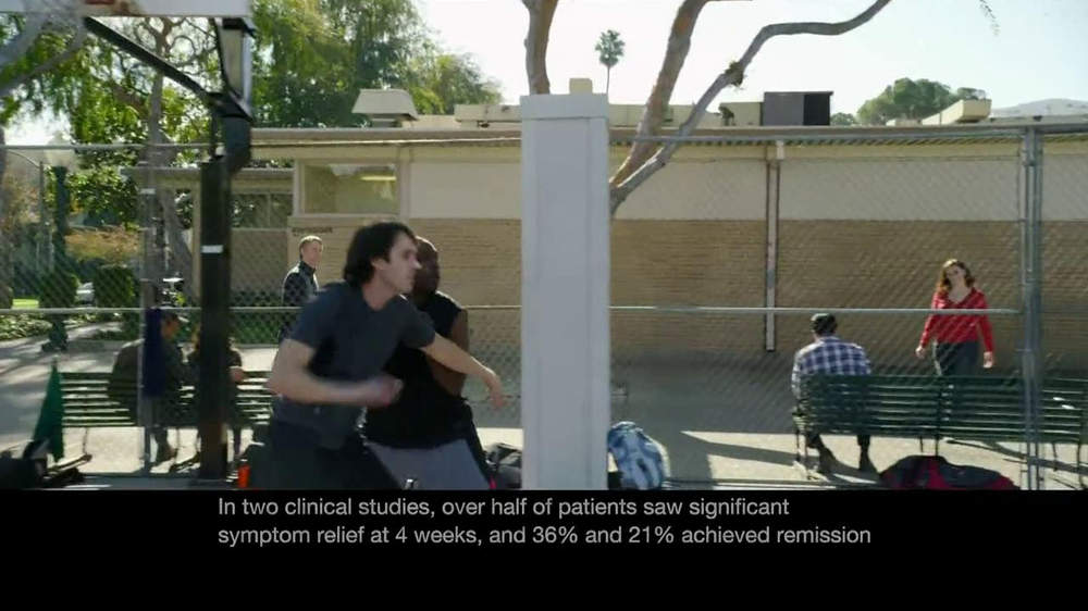Humira TV Spot, 'Crohn's Disease' - Screenshot 4