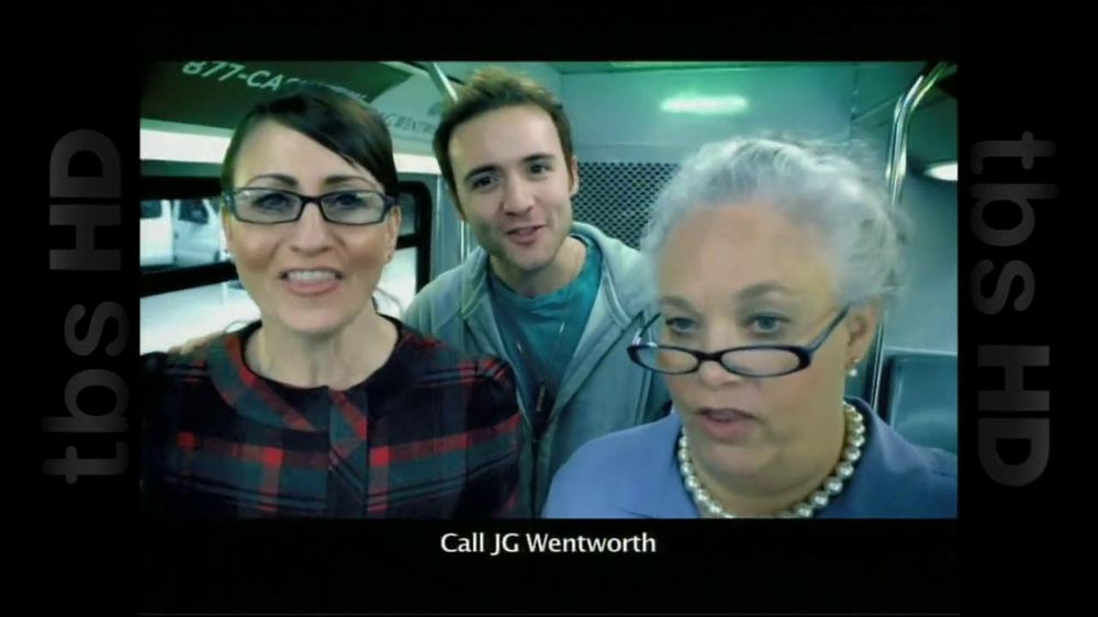 Wentworth tv commercial for j g wentworth ispot tv