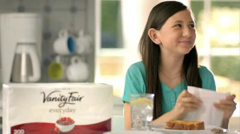 Vanity Fair Everyday Napkins TV Spot - 482 commercial airings