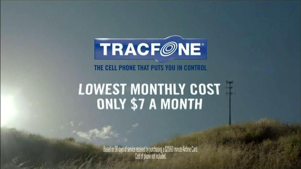 TracFone TV Spot For Everywhereness - Screenshot 8