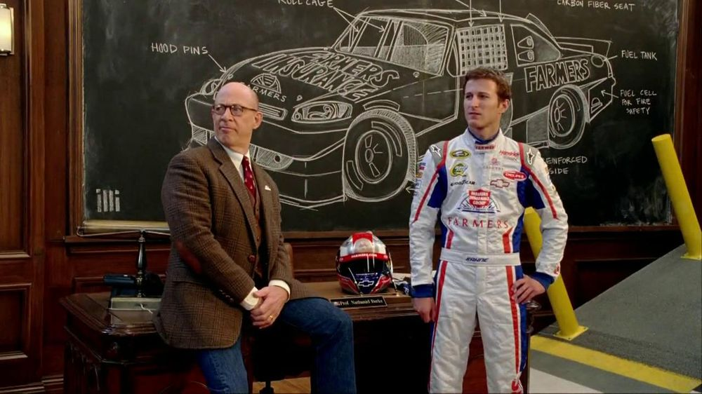 Farmers Insurance TV Commercial For Fire Suit Featuring ...