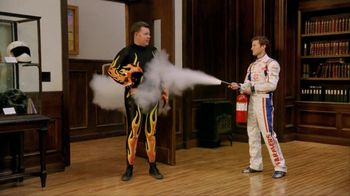 Farmers Insurance TV Spot For Fire Suit Featuring Kasey Kahne