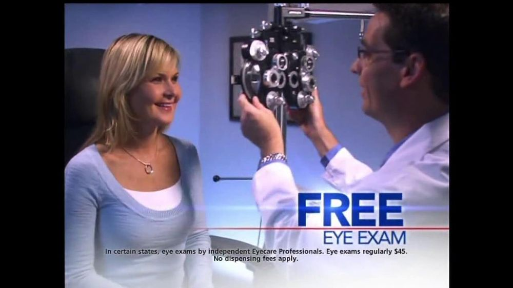 America's Best Contacts and Eyeglasses TV Spot For Two Pairs of Glasses  - Screenshot 3