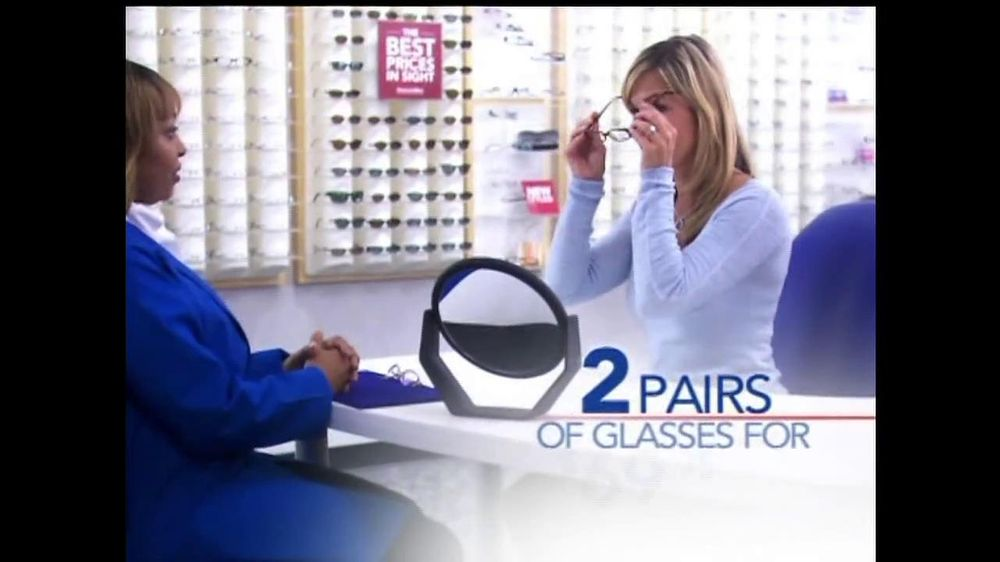 America's Best Contacts and Eyeglasses TV Spot For Two Pairs of Glasses  - Screenshot 5