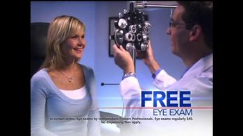America's Best Contacts and Eyeglasses TV Spot For Two Pairs of Glasses  - Thumbnail 3